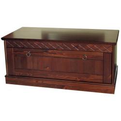 Скамья с ящиком Индра Д 2188