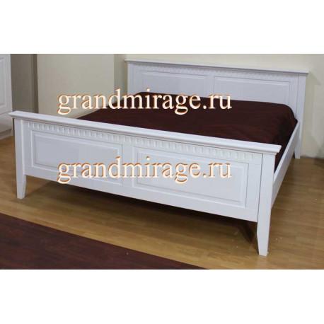 Кровать двойная Брайтон Р 8157 (160x200)