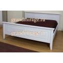 Кровать двойная Боцен Д 7183-12 (160x200)
