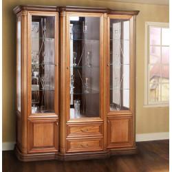 Шкаф витрина для гостиной Н-88