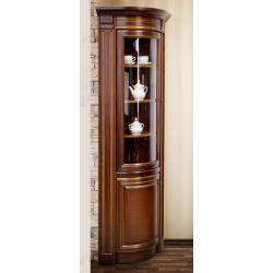 Шкаф радиусный (витрина) из буфета НГ-85