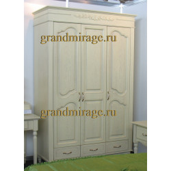 Шкаф 3-дверный Фиерта