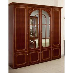 Шкаф для одежды и белья Дриада