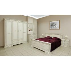 Спальня Гермиона (в цвете белая эмаль или слоновая кость)