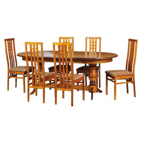 Обеденная группа Викинг-5М ВМФ-6223.1 + стулья Злата