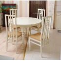 Обеденная группа Тенденция ВМФ-5051 + стулья Виоль в цвете ЭЗ