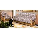 Набор Цезарь 1 (диван-кровать 3-местный + кресло), сосна, гобелен