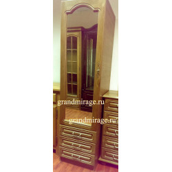 Шкаф комбинированный №1 ГЗ-01 ВМ-0156/З-01