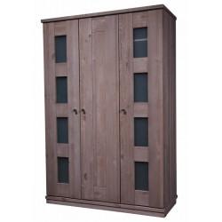 Шкаф 3-дверный БМ-2121
