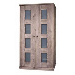 Шкаф 2-дверный БМ-2122