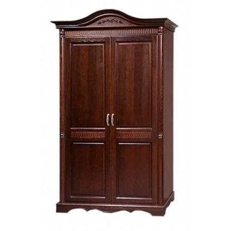 Шкаф двухдверный Паола БМ-2169