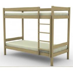 Кровать двухъярусная БР-5