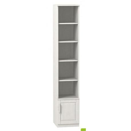 Шкаф книжный 1-дверный В-ШК-2-012