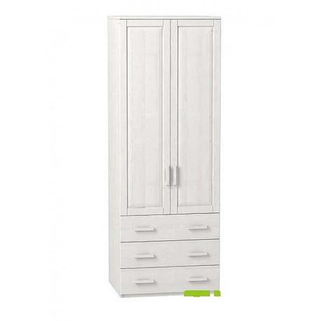 Шкаф платяной с 3 ящиками В-ШК 2-053