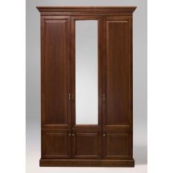 Шкаф 3-дверный Нинель И004.02