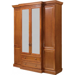 Шкаф 4-дверный Олимпия И005.01