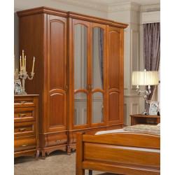 Шкаф 4-дверный Оскар И007.01