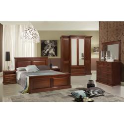 Спальня Олимпия с 4-дверным шкафом