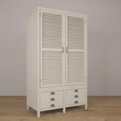 Шкаф Wad в белом цвете