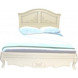Кровать Милана (140 на 200) с ортопедическим основанием