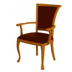 Стул с подлокотниками (кресло) Вивальди-7