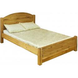 Кровать LMEX 200 PB с низким изножьем