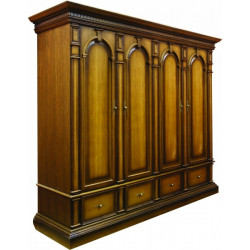 Шкаф для одежды ВЕРОНА 24 1М