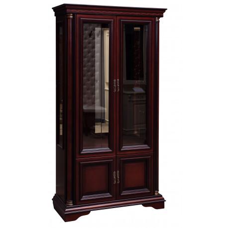 Шкаф витрина Омега 2-1 Д