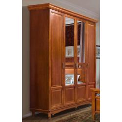 Шкаф 4-дверный Венеция И008.01