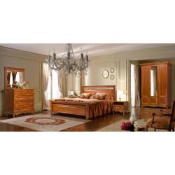 Спальня Венеция с 3-дверным шкафом