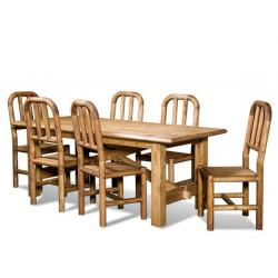 Стол обеденный Мехико БМ-1456