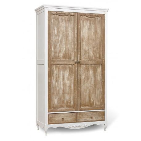 Шкаф двухдверный с ящиками Лео 2