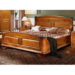 Кровать П02Б из массива березы