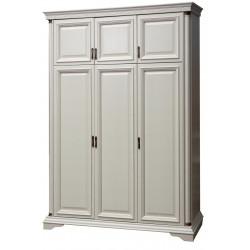 Шкаф Омега 34Д в белом цвете