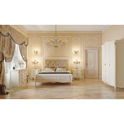 Спальня Romantic Gold – вариант 2