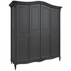 Шкаф 4-дверный N124