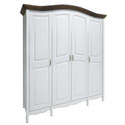 Шкаф 4 двери V124
