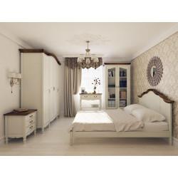 Спальня Villar – вариант 4