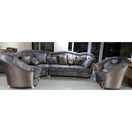 Набор мебели Престиж для отдыха «Грация» угловая