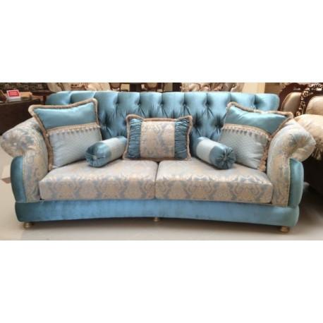 Диван мебели Престиж трехместный «Диана»