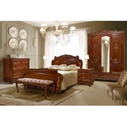 Спальня «Флоренция» (каштан)