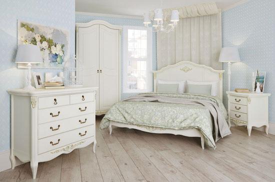 Кровати Романтик